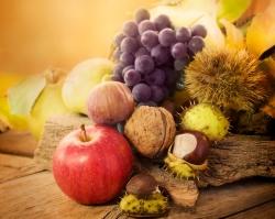 Какие фрукты и овощи полезно есть осенью