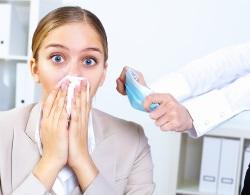 5 советов, как не заболеть гриппом на работе